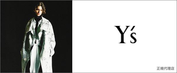 Y's ワイズ 2021 新作 ヨウジヤマモト Ys 通販