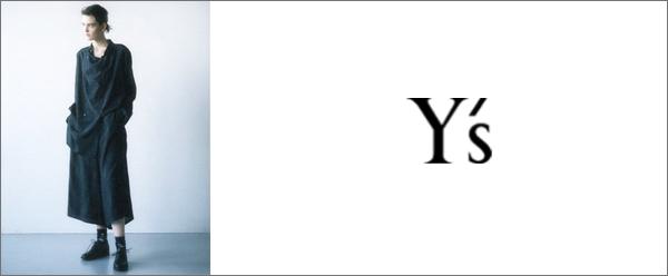 Y's ワイズ 2017 新作 ヨウジヤマモト Ys 通販