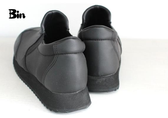 厚底靴 写真 厚底スニーカー