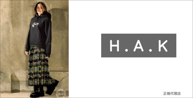 H.A.K ハク  通販 2021 服 レディース