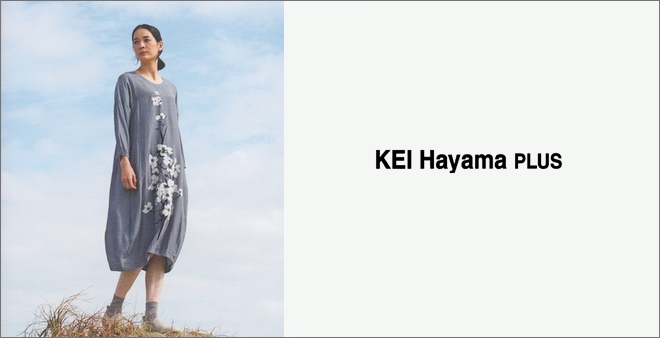 keihayamaplus 通販 2018 ケイハヤマプリュス ブティック Bin