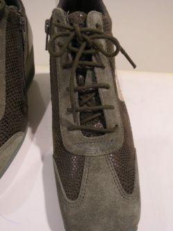 通販 靴 NO NAME ノーネーム MIWA ZIP JOGGR