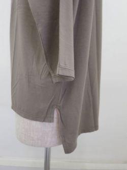 NASA 開発 素材 アウトラスト エーティー アツロウタヤマ 長袖 Tシャツ