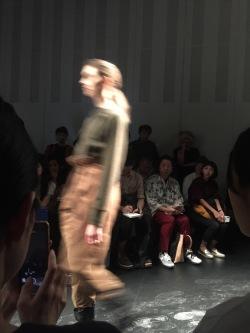 Y's ファッションショー 2019