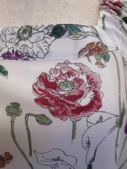 ブラウス 花柄