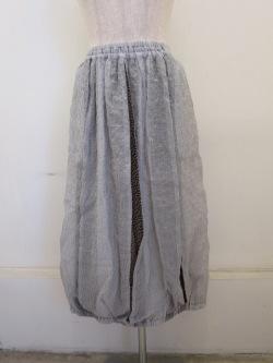 バルーンスカート 水玉