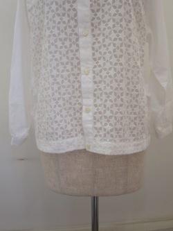 シャツ ホワイト