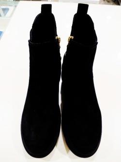 スエード ブーツ