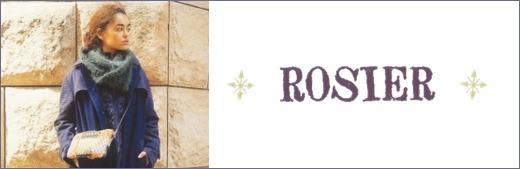 rosier 2019 ロジェ