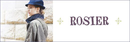 rosier 2018 ロジェ