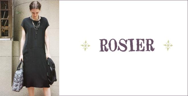 rosier ロジェ 2017 新作 婦人服 通販