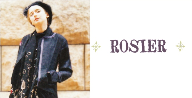 rosier ロジェ 2018 新作 婦人服 通販