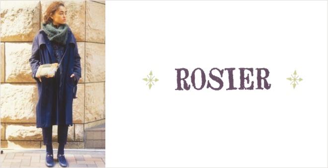 rosier ロジェ 2019 新作 婦人服 通販