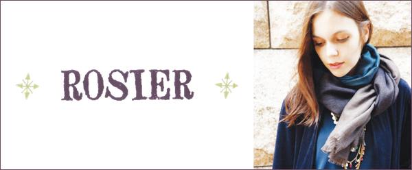 rosier 2017  ロジェ