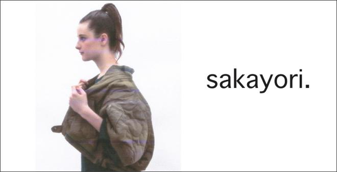 サカヨリ sakayori. 2015 ブティックビン